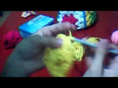 Crochet Granny Square - Tutorial - (ENGLISH PATTERN) KingArt