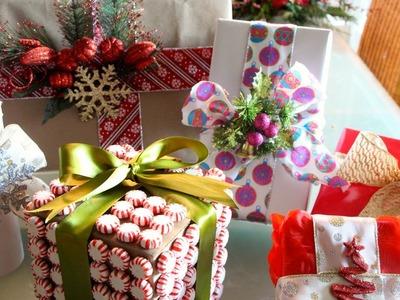 DIY- Envuelve tus regalos de una forma original!