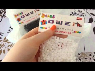 ❤ Haul: Compras de Hama beads. Pyssla ❤