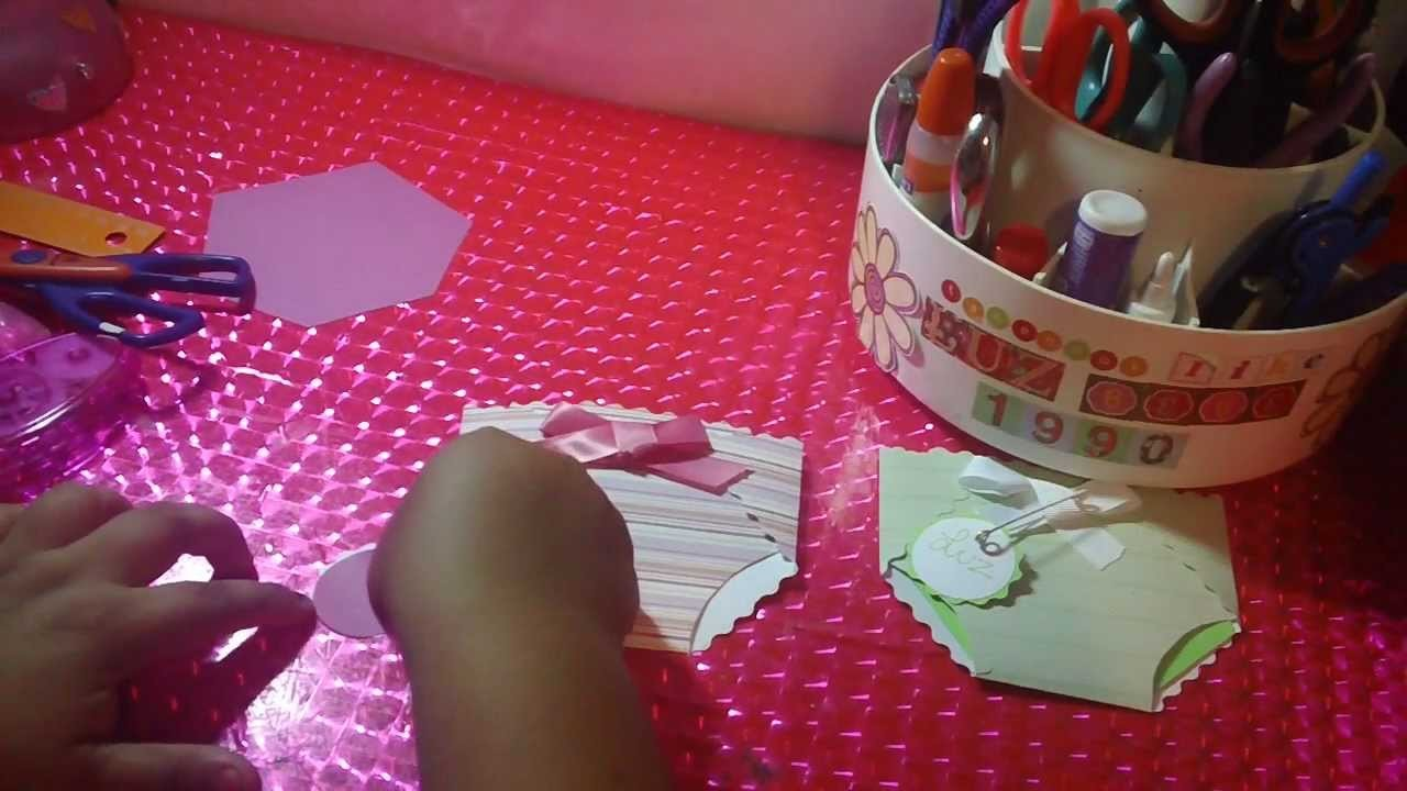 "INVITACION*SOBRE para BABY SHOWER""diaper,pañal""ORIGINAL Y SCRAPBOOK"