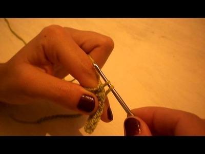 Tejer a crochet - punto vareta