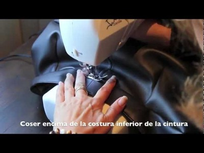 Tutorial: cómo coser unos pantalones cortos o shorts.