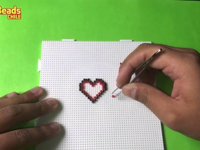 Tutorial Hama Beads