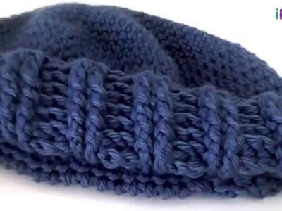 Tutorial punto elástico a crochet paso a paso