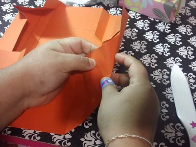 Caja de regalo sorpresa SCRAPBOOK