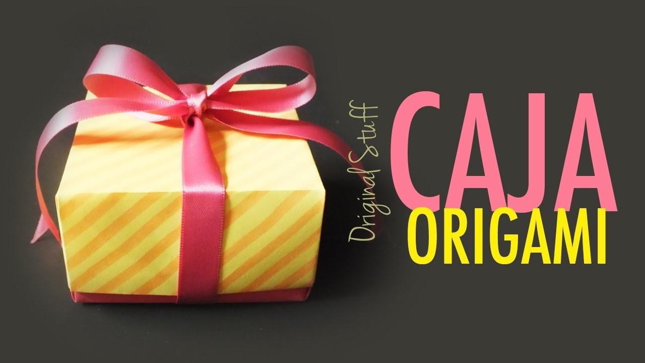 Caja fácil [Origami]  • Halloween - Original Stuff