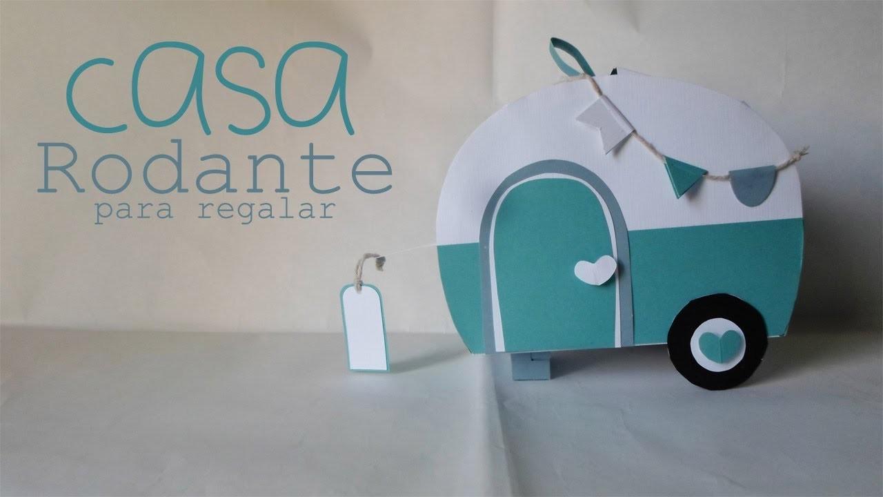 Casa Rodante || Paper Crafting ||