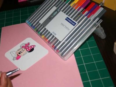 Como hacer un mini album cajita explosiva. !! scrapbook
