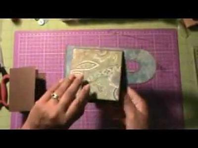 Como hacer un word mini album scrapbook parte 3