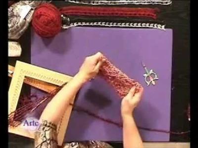 Cómo tejer un chaleco reversible