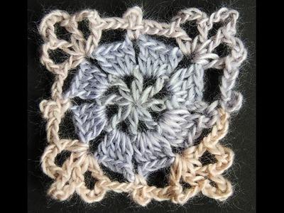 Crochet : Cuadrado # 6