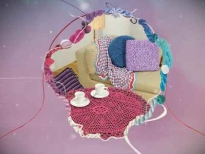 Diario Clarín - Crochet 2009 - RDYA