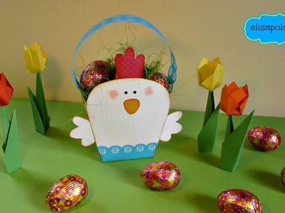 DIY, Ideas para Cestas de Pascua, Easter Basket ideas.