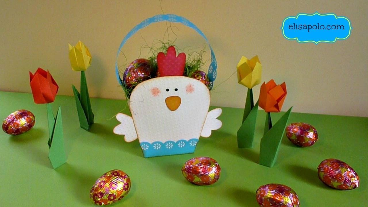 DIY, Ideas para Cestas de Pascua, Easter Basket ideas.