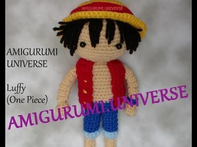 DIY Luffy: Tutorial paso a paso de Amigurumi.Universe. Parte 2
