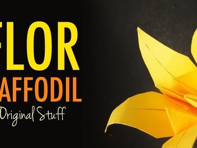 Flor Daffodil [Origami] - Original Stuff