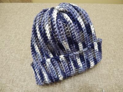 Gorra Crochet para Niño Niña Mujer u Hombre facil