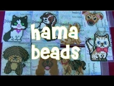 Hama beads. Creaciones Crishamaskill 2
