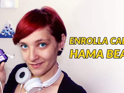 Hama Beads: Enrolla Cables