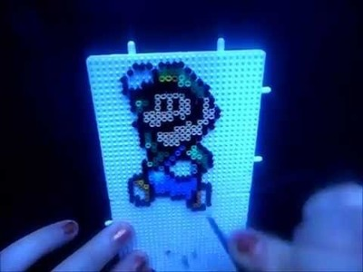 Luigi Hama Beads Mini