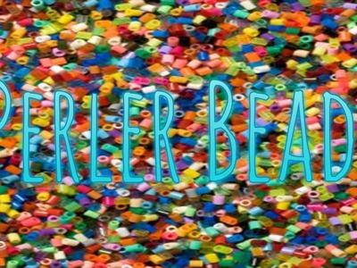Mis creaciones de Perler Beads