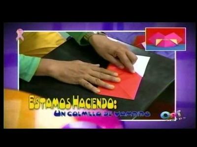 ORIGAMI - COLMILLOS DE VAMPIRO
