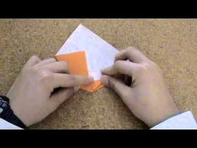 Origami - Flor japónica