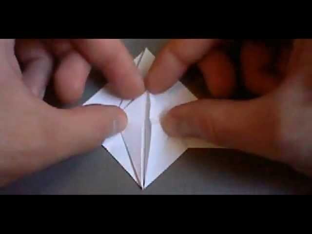 Origami Técnica Bolsa