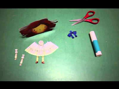 Papercraft de Anina