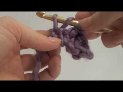 Punto Alto. Double Crochet