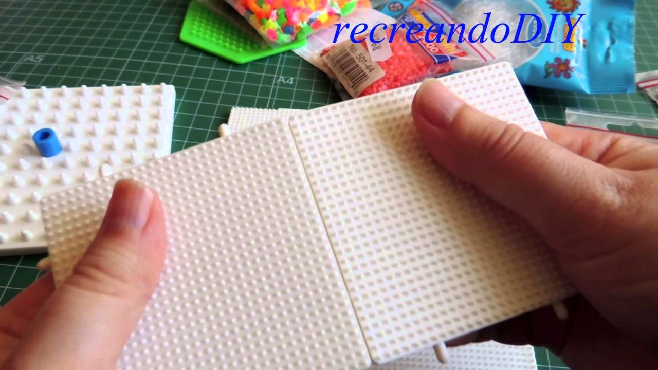 Que son las Hama Beads.