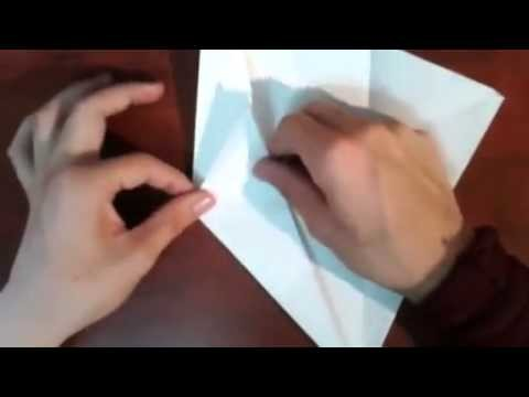 Shinyorigami  Como hacer una foca de papel   [Origami - Papiroflexia]