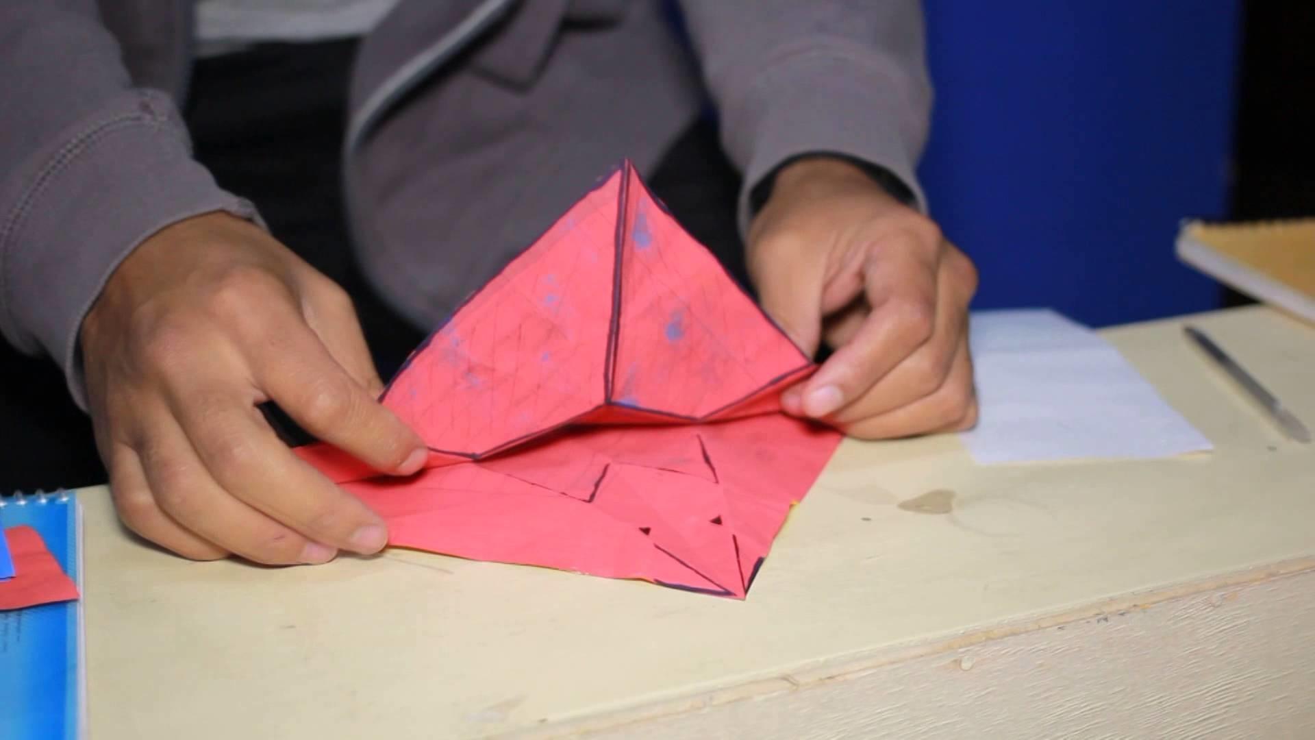 Taller de Origami- De la Gran 7
