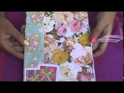 Tarjetas de Cumpleaños (scrapbook)