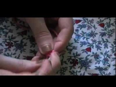 Tutorial flor de 5 puntas crochet