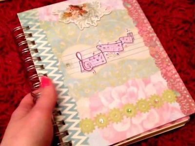 UpDate Proyectos Scrapbook ❤️ Cuaderno y regalo ❤️