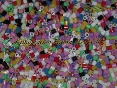Actualización hama beads #1