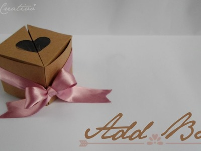 Add Box || Paper Crafting || (San Valentin)
