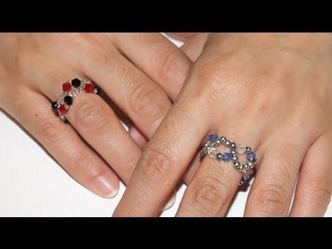 Anillo Fantasia - DIY - Fancy Ring