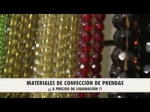 Beads Supplies Materiales de Prendas