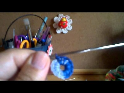 Boton de crochet