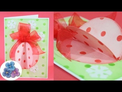 Como Hacer Tarjetas de Navidad 2014 DIY Esfera Re FACIL *EASY Christmas Cards* Pintura Facil
