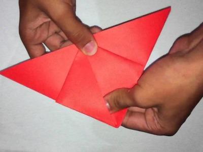 Como hacer un globo de origami - Decoración de papel para fiestas
