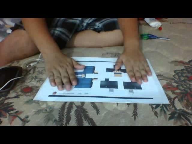 Como hacer un PAPERCRAFT   Español   Parte 1   ByAngeluXx