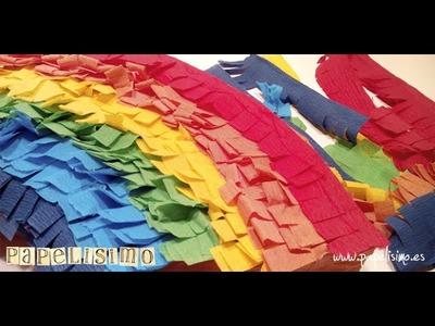 Como hacer una Piñata de papel #DIY Paper Piñata