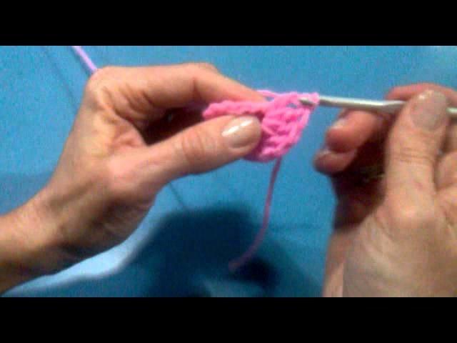 Crochet Circular en Varetas