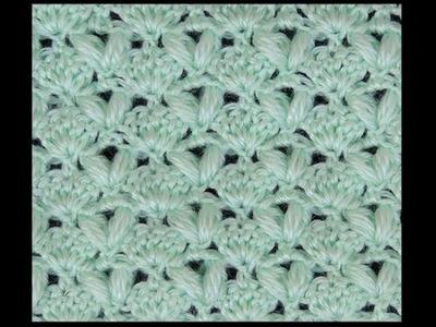 Crochet : Punto Fantasía # 11