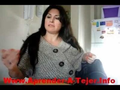 Descarga Curso Para APrender A Tejer A Crochet, Con Una Y Dos Agujas, A Palillos, Con Ganchos
