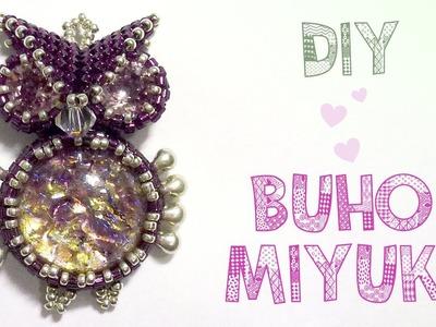 DIY BUHO MIYUKI 1.4 (Los ojos) ♥ Qué cositas