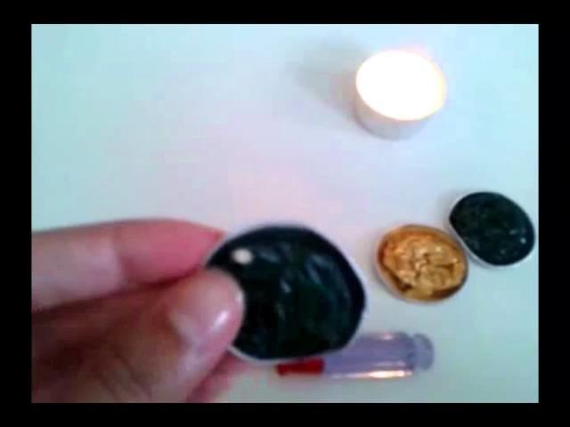 DIY. Cómo hacer un collar con cápsulas de café